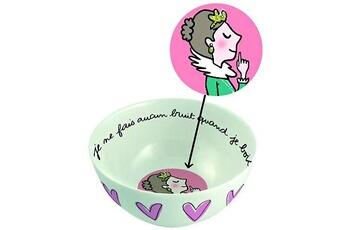 Vaisselle bébé Petit Jour Paris Bol - Princesses : Aucun bruit