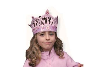 Accessoires de déguisement Le Coin Des Enfants Couronne en mousse : Fée rose