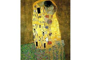 Puzzles Piatnik Puzzle 1000 pièces métallisé - klimt : le baiser