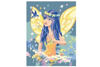 Peinture et dessin OZ INTERNATIONAL Peinture au numéro pour Débutants : Féérie