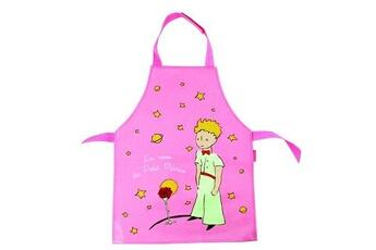 Vaisselle bébé Petit Jour Paris Tablier le Petit Prince : Rose