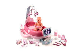 Accessoires de poupées SMOBY Nursery électronique Baby Nurse