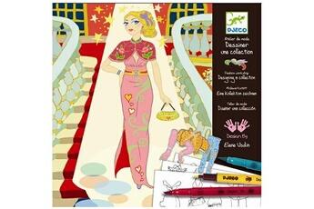Mode et stylisme Djeco Atelier de mode Robes de soirées
