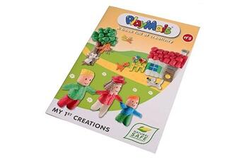 Peinture et dessin Playmais Playmais livre : mes 1ères créations