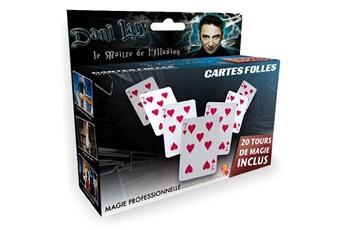 Jeux d'imitation OID MAGIC Magie : Dani Larry : Cartes folles