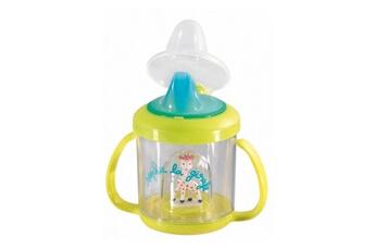 Vaisselle bébé Vulli Set Tasse Anti-Fuite Sophie la Girafe