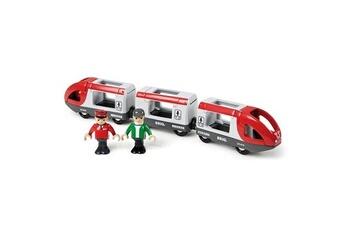 Trains Brio Train brio : train de voyageurs