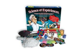 Jeux ludo éducatifs OID MAGIC Science et expériences