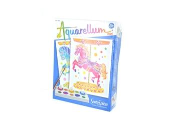 Peinture et dessin SENTOSPHERE Aquarellum mini chevaux de manège