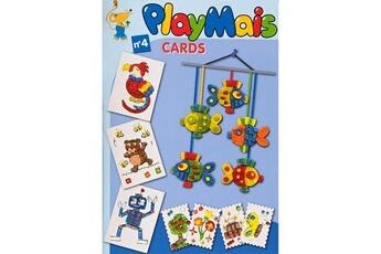 Peinture et dessin Playmais Playmais livre d'instructions n°4 : cartes