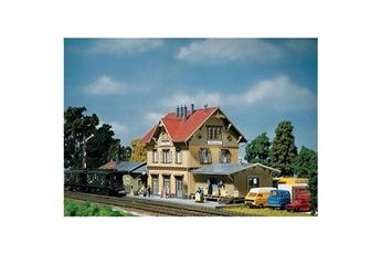 FALLER Modélisme ferroviaire HO Gare de Güglingen avec remise