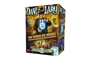 Jeux d'imitation OID MAGIC Magie : coffret dani lary pro + chapeau de magicien + dvd