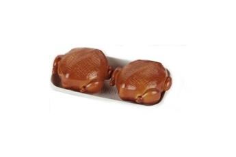 Jeux d'imitation KLEIN Epicerie Barquette de 2 poulets