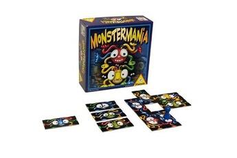 Jeux ludo éducatifs Piatnik Monstermania