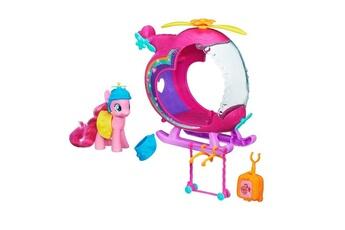 Poupées Hasbro H?licopt?re arc-en-ciel Mon Petit Poney avec figurine Pinkie Pie