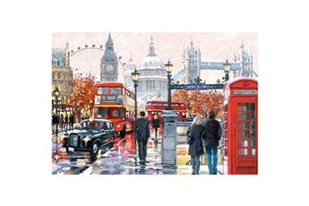 Puzzles Castorland Puzzle 1000 pièces : Londres Collage