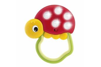 Ce hochet Coccinelle amusant aide bébé à développer ses capacités visuelles grâce à ses couleurs con