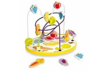 Jouets premier âge JANOD Looping - Puzzle fruits et l?gumes