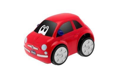TouchFiat Voiture Voiture Turbo Turbo TouchFiat 500 Rouge 29WDIEH