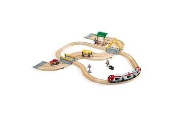 Trains Brio Train brio : circuit correspondance train/bus