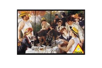 Puzzles Piatnik Puzzle 1000 pièces - renoir : le déjeûner des canotiers