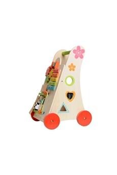 Jouets premier âge EVEREARTH Chariot de marche avec jeux