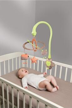 Mobile bébé Babymoov Mobile musical Starlight Vert Amande