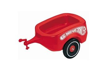 Porteur SIMBA Remorque pour Porteur Bobby Car Classic : Rouge