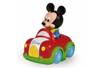 Jouets premier âge CLEMENTONI La voiture musicale de mickey