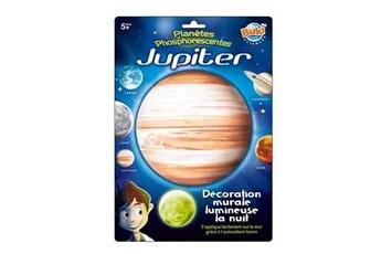 Toise BUKI FRANCE Décoration murale planète lumineuse : Jupiter