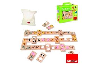 Jeux ludo éducatifs Goula Dominos ferme