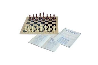 Jeux en famille Dujardin Jeu d'échecs - série noire