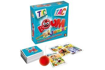 Jeux en famille ASMODEE Tic tac boum junior