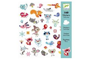 Toise Djeco Stickers Petits amis