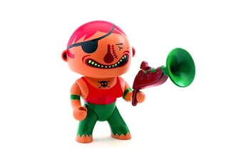 Figurines personnages Djeco Figurine Arty Toys Les pirates : Bronson