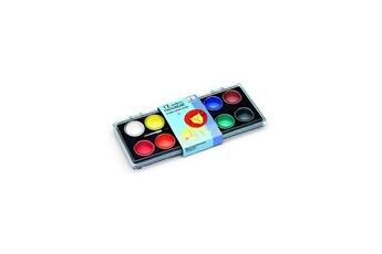 Peinture et dessin Djeco Peinture 12 pastilles gouache classique