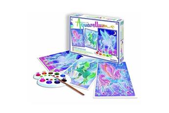 Peinture et dessin SENTOSPHERE Aquarellum pégase