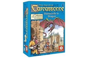 Jeux en famille Filosofia Carcassonne Extension n°3 : Princesses et Dragons