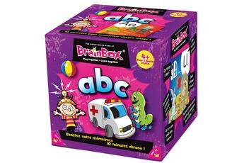 Jeux en famille ASMODEE Brain box : abc
