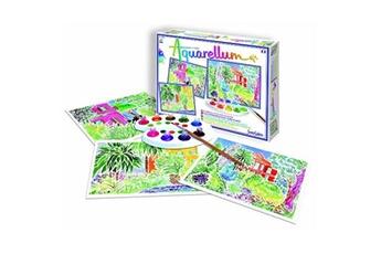 Peinture et dessin SENTOSPHERE Aquarellum riviera