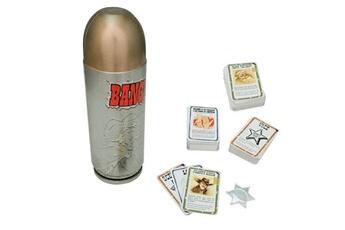 Jeux en famille ASMODEE Bang ! : extension : the bullet