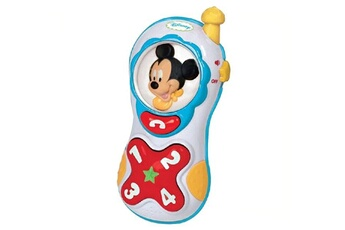 MICKEY - Téléphone lumière et sons - 62370.9