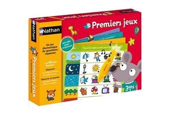 Jeux en famille Nathan Jeu électronique de questions-réponses premiers jeux