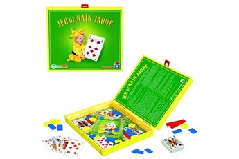 Jeux en famille Dujardin Le véritable jeu du nain jaune