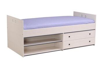 Tout le choix darty en lit 1 place darty for Lit avec tiroirs une place tourcoing