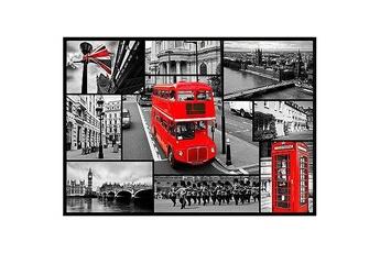 Puzzles Trefl Puzzle 1000 pièces - Londres : Collage