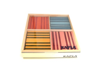 Autres jeux de construction Kapla Kapla 100 planchettes - octocolor