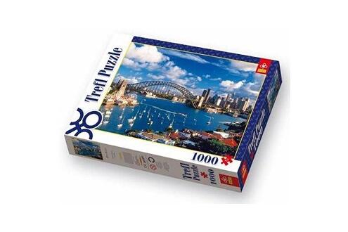Puzzle 1000 pièces - Port Jackson  Sydney