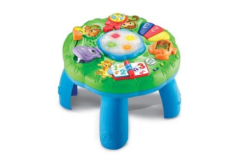 Tout le choix darty en jeu jouet premier ge - Leapfrog table d eveil musical des animaux ...