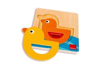 Puzzles Goula Puzzle gigogne : canard